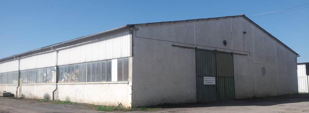 Vente box de location bâtiment industrielle dans le Gers.